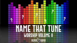 Name That Tune: Worship Volume 1 On Screen Game