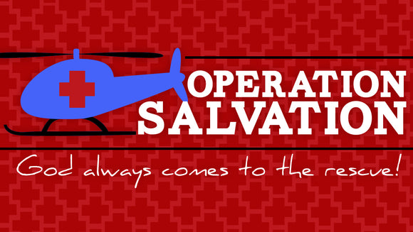 Operation Salvation VBS