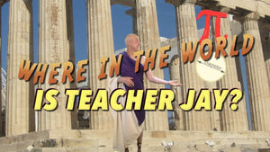 Where is Teacher Jay? [Part 8 - Greece] Teaching Video
