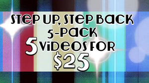 Step Up or Step Back Crowd Breaker Game [5 Pack]