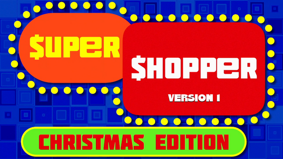 Super Shopper Christmas Edition [Version 1] Crowd Breaker Game
