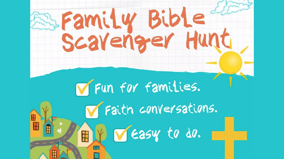 Family Bible Scavenger Hunt