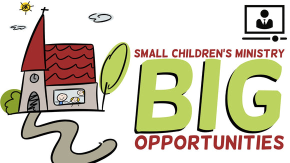 Small Children's Ministry | Big Opportunities KidzMatter Lab