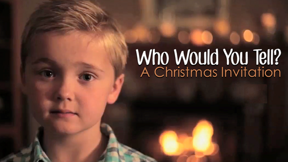 Who Would You Tell? Christmas Video