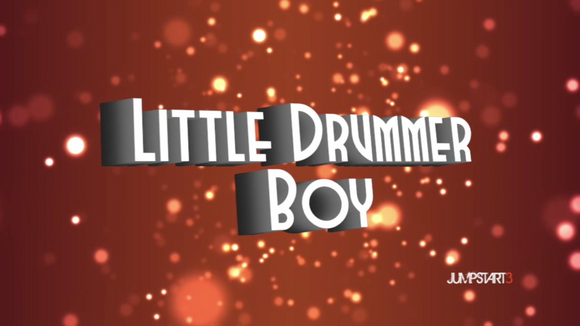 Little Drummer Boy: A Jumpstart3 Christmas Song