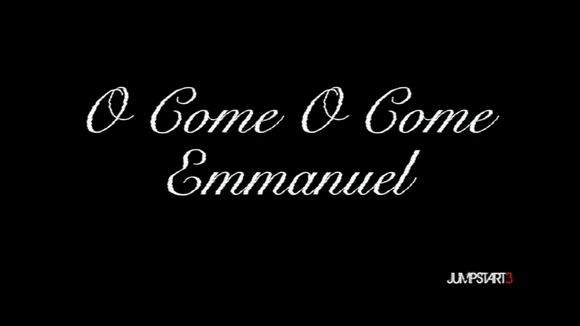 O Come, O Come, Emmanuel: A Jumpstart3 Christmas Song