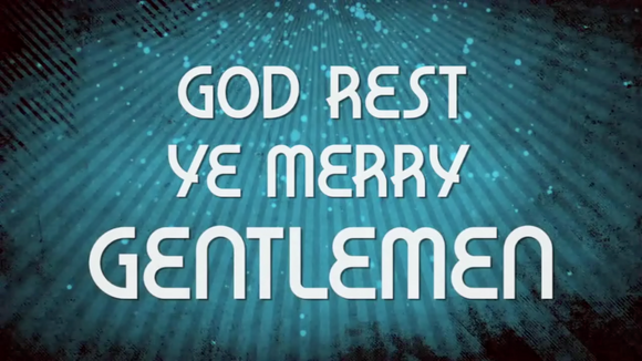 God Rest Ye Merry Gentlemen: A Jumpstart3 Christmas Song