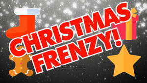 Christmas Frenzy Crowd Breaker Game