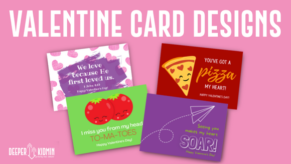 Valentine Card Designs
