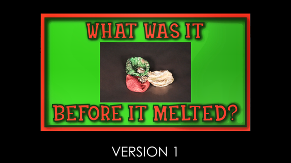 What Was It Before It Melted? [Version 1] Crowd Breaker Game
