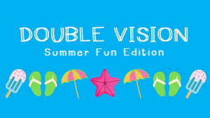 Double Vision [Summer Fun] On Screen Game
