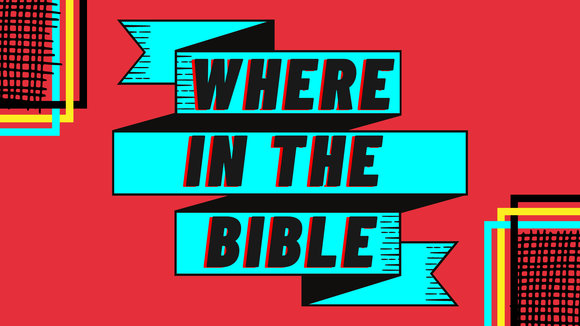 Where in the Bible On Screen Game