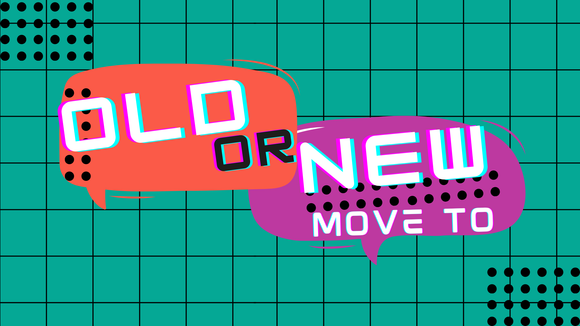 Old or New Move To On Screen Game