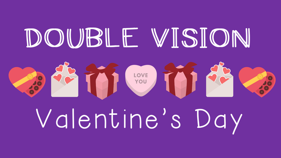 Double Vision [Valentine's Day Edition] On Screen Game