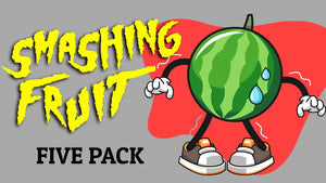 Smashing Fruit [5 Pack] Crowd Breaker Videos