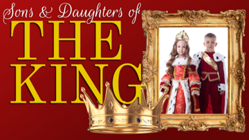 Sons & Daughters of the King Father's Day Lesson