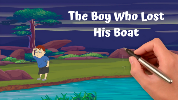 Mighty Minutes: The Boy Who Lost His Boat Animated Story