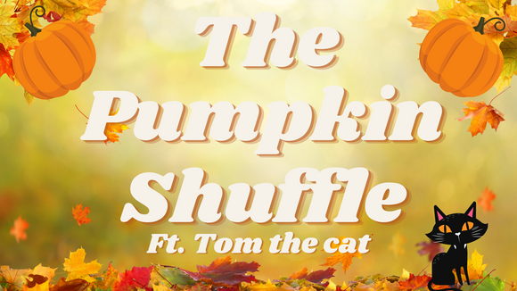 Pumpkin Shuffle On Screen Game