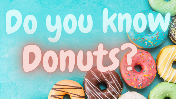 Do You Know Donuts? On Screen Game