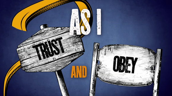 Trust And Obey Worship Video