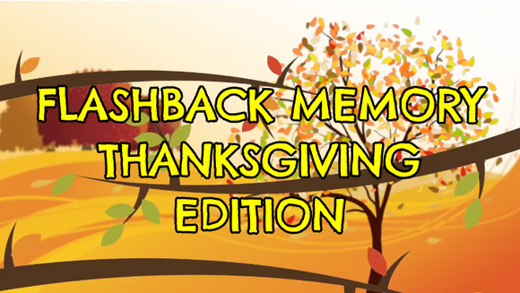 Flashback Memory [Thanksgiving Edition] Crowd Breaker Game