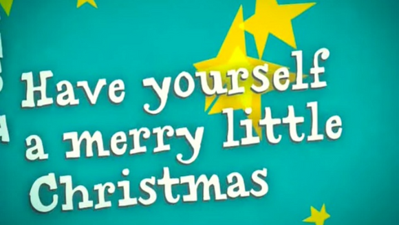 Have Yourself a Merry Little Christmas: A Yancy Christmas Video