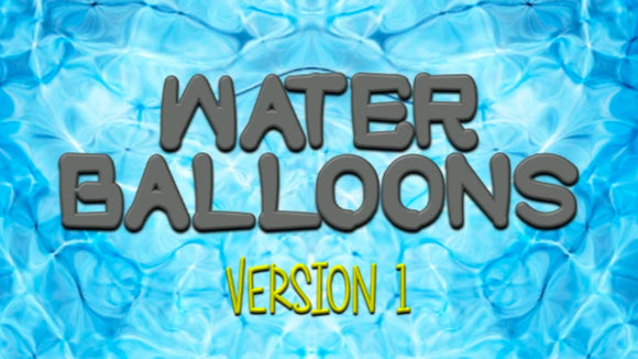 Water Balloons [Version 1] Crowd Breaker Video