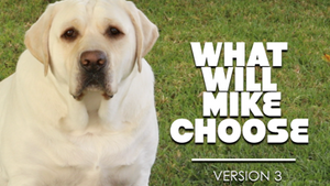 What Will Mike Choose? [Version 3] Crowd Breaker Game