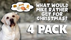 What Would Mike Rather Get for Christmas [4 Pack] Crowd Breaker Game
