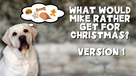 What Would Mike Rather Get for Christmas [Version 1] Crowd Breaker Game