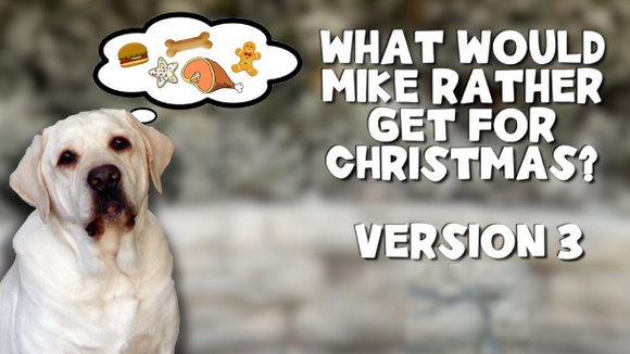What Would Mike Rather Get for Christmas [Version 3] Crowd Breaker Game
