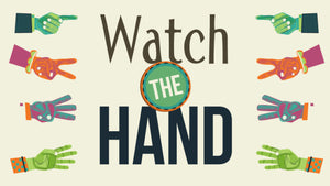Watch the Hand Crowd Breaker Game