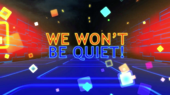 We Won't Be Quiet Worship Video
