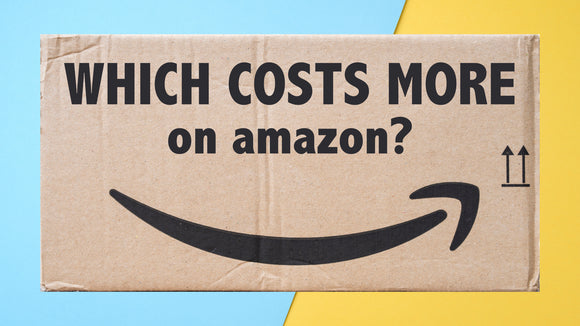 Which Costs More on Amazon? Crowd Breaker Game