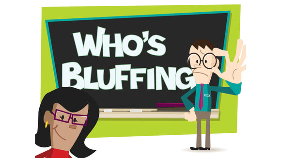 Who's Bluffing? Crowd Breaker Game