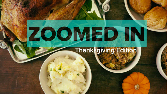 Zoomed In [Thanksgiving Version] On Screen Game