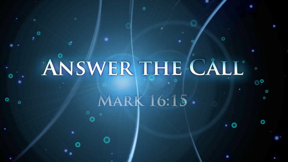 Answer the Call Teaching Video