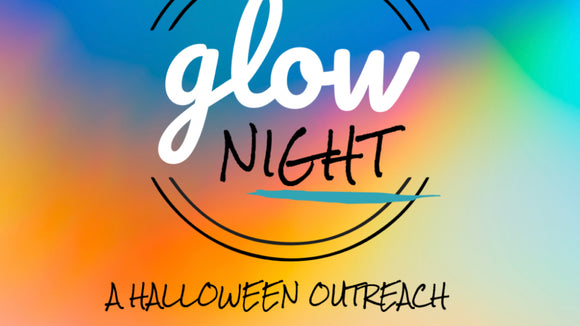 Glow Night: A Halloween Outreach