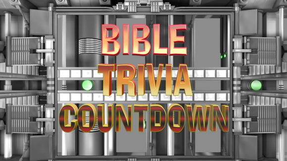 Bible Trivia Countdown Video