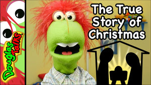 The True Story of Christmas Douglas Talks Video