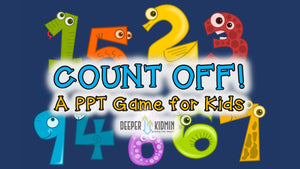 Count Off! On Screen Game