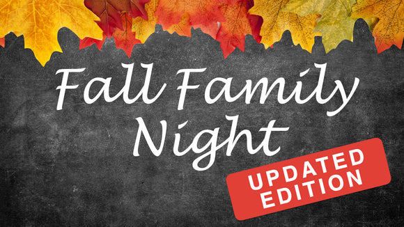 Fall Family Night Outreach Event