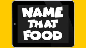 Name that Food Crowd Breaker Game