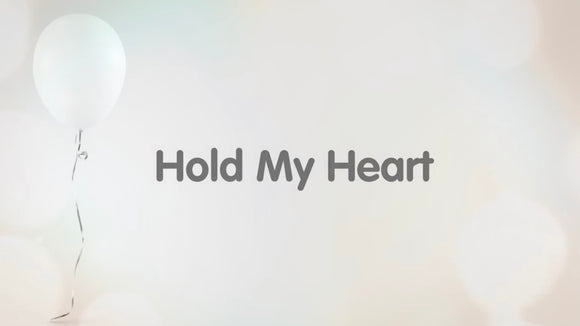 Hold My Heart Worship Video