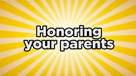 Honoring Your Parents Worship Video