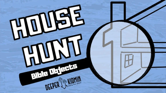 House Hunt [Bible Objects Version] On Screen Game