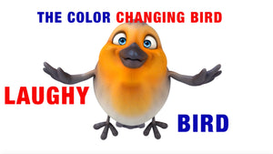 Laughy the Color Changing Bird Crowd Breaker Game