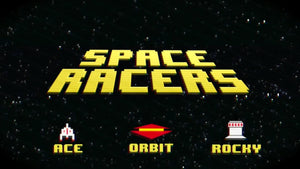 Space Racers [Version 2] Racing Game Video