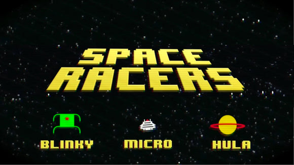 Space Racers [Version 3] Racing Game Video