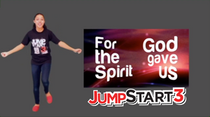 2 Timothy 1:7 The Spirit God Gave Us: A JumpStart3 Worship Song